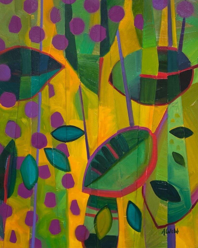 Alice Webb: Purple Rain