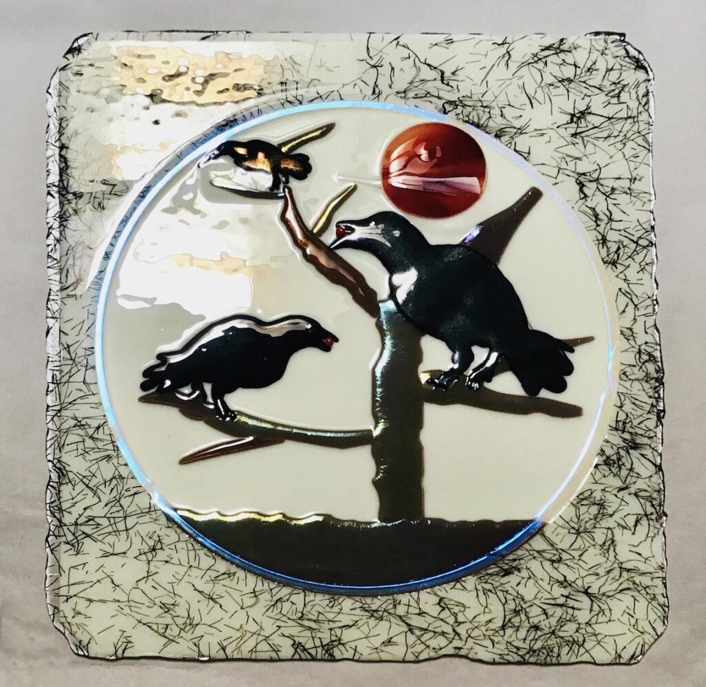 Linda Boyes: Raven Tree Meeting