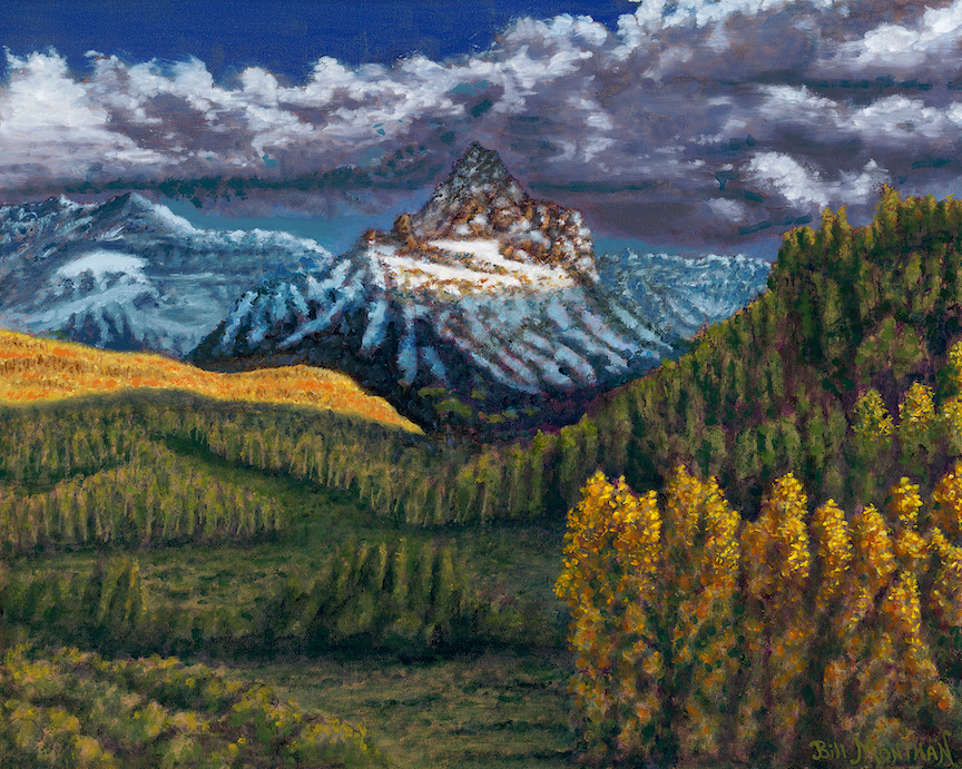 Bill Monthan: Rocky Mountain Dreaming