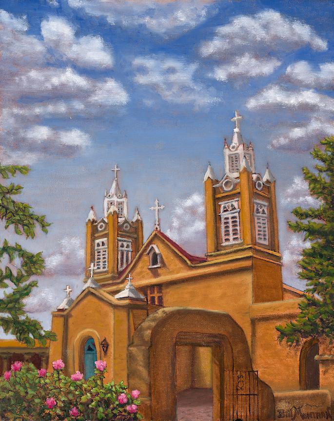 Bill Monthan: San Felipe DeNeri