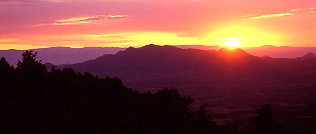 Glenn Hohnstreiter: Sandia Sunrise
