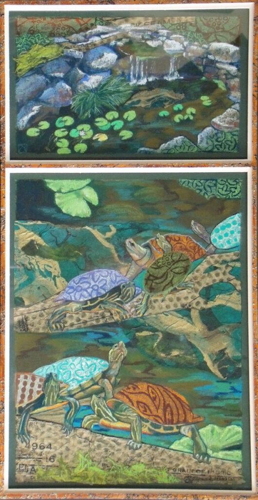 Donna L. Aldrich: Turtle's Turn