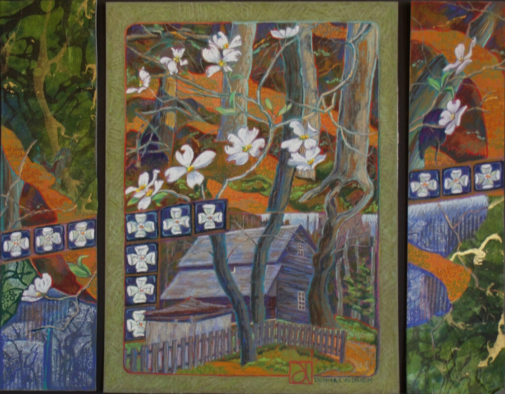 Donna L. Aldrich: Smoky Mountain Dogwood