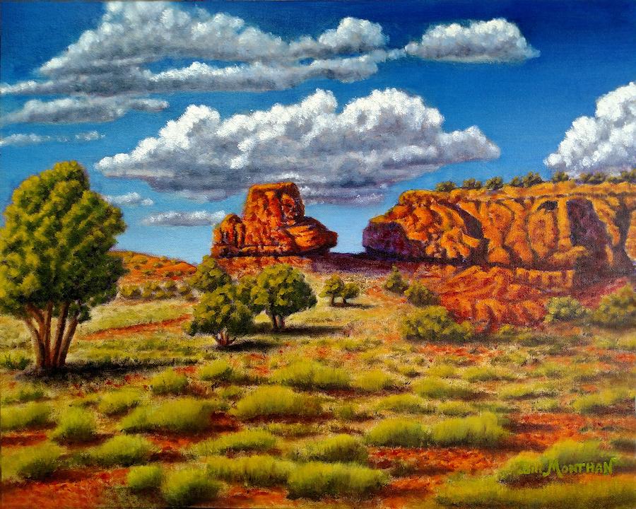 Bill Monthan: Southwest Colors
