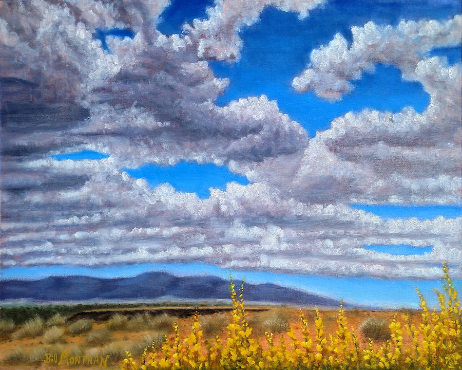 Bill Monthan: Springtime On The Mesa