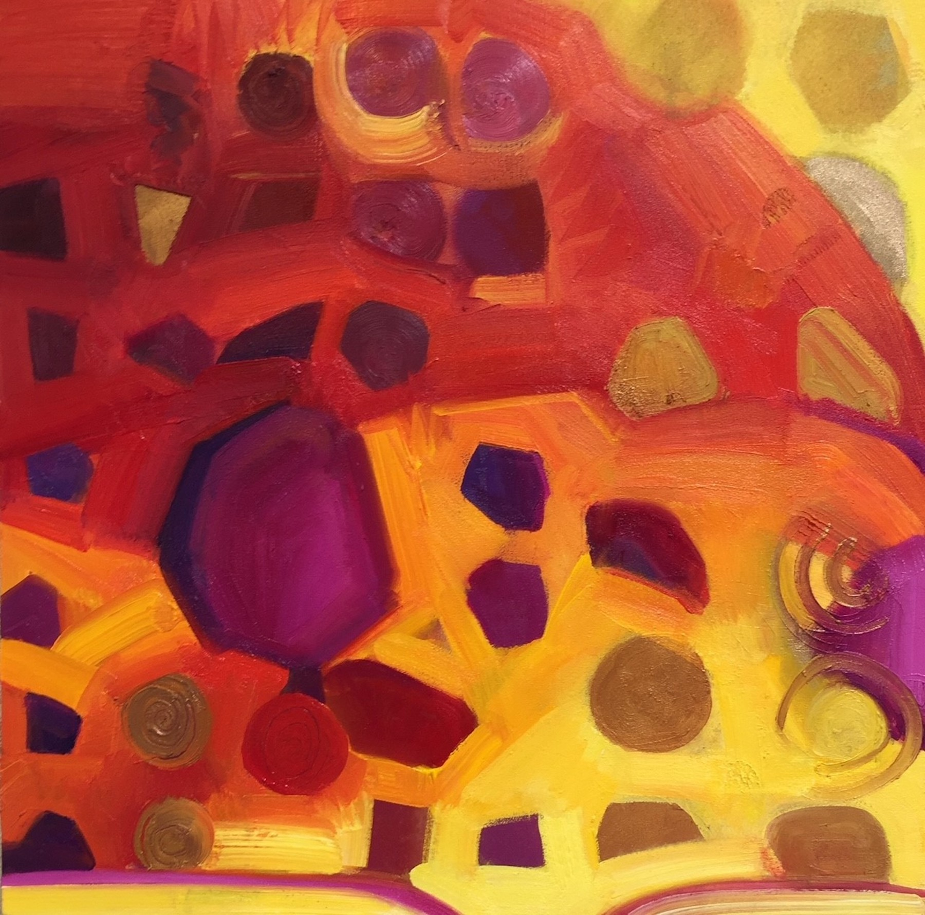 Alice Webb: Sunrise Sunset