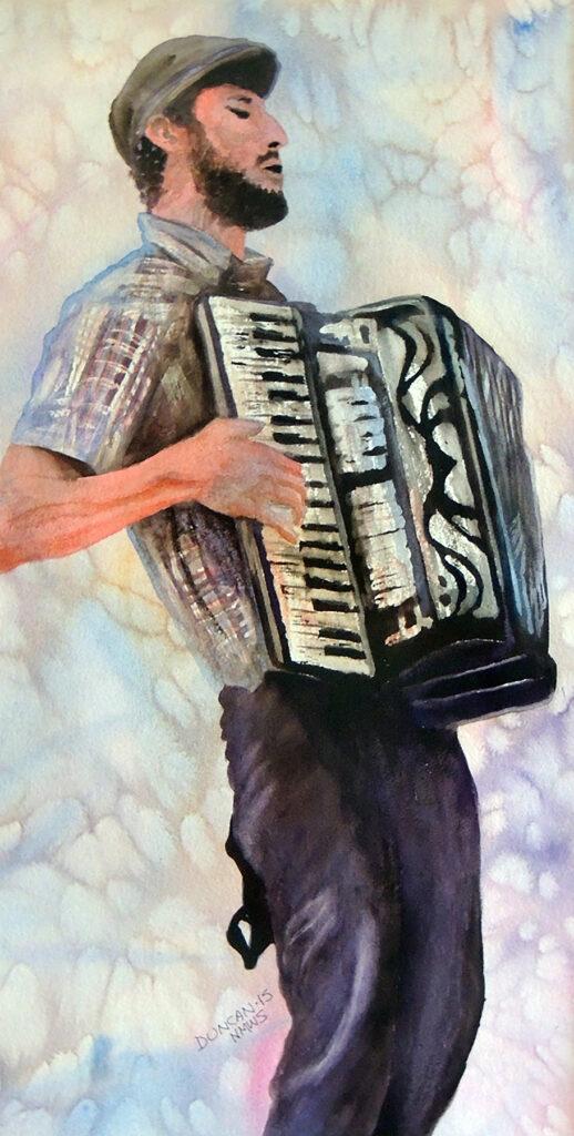 Woody Duncan: Tall Street Music