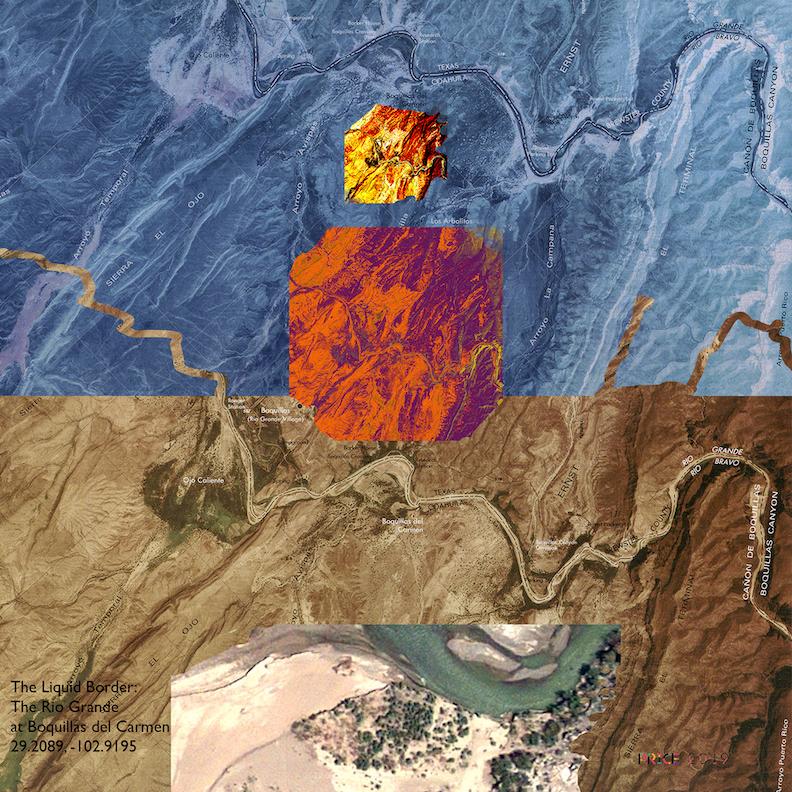 Jonathan Reeve Price: The Liquid Border; Boquillas del Carmen
