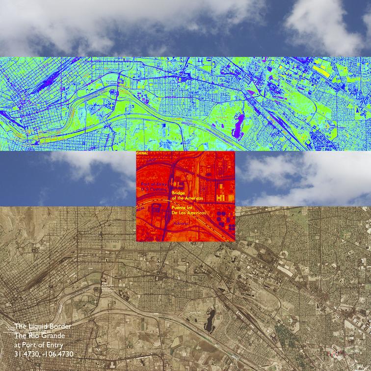 Jonathan Reeve Price: The Liquid Border; El Paso Port of Entry