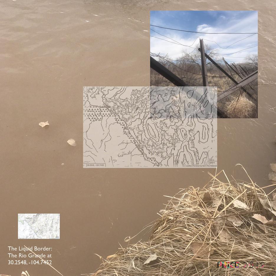 Jonathan Reeve Price: The Liquid Border; Tank Traps