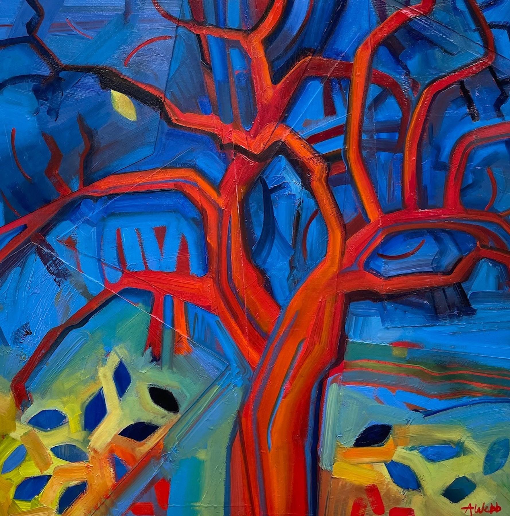 Alice Webb: The Red Tree
