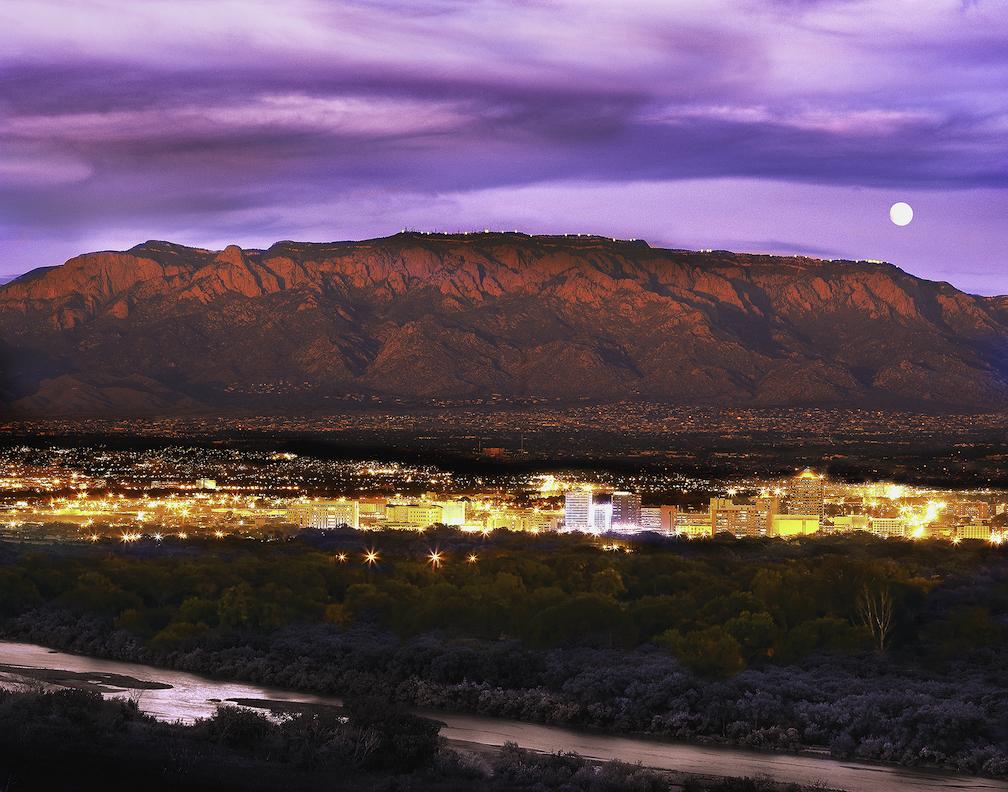Glenn Hohnstreiter: The Sandias; Albuquerque's Icon
