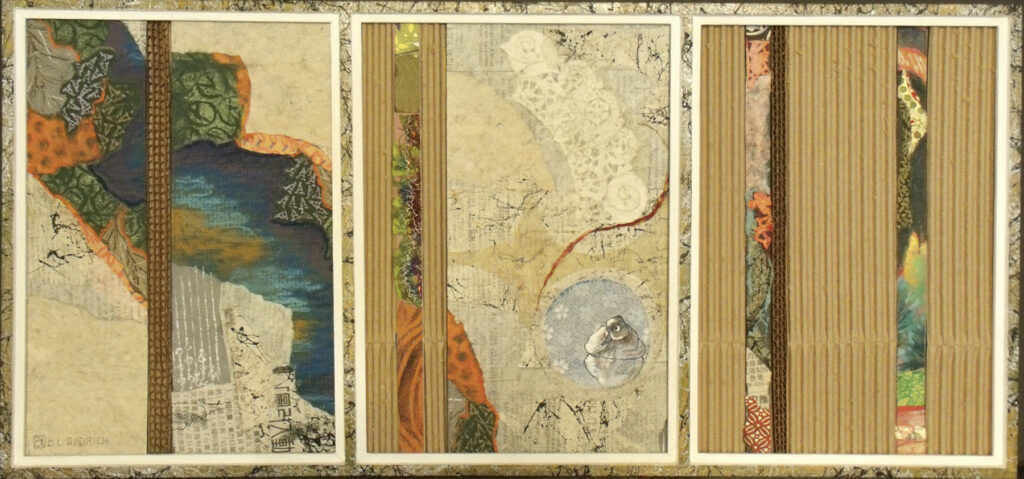Donna L. Aldrich: Threads of Color