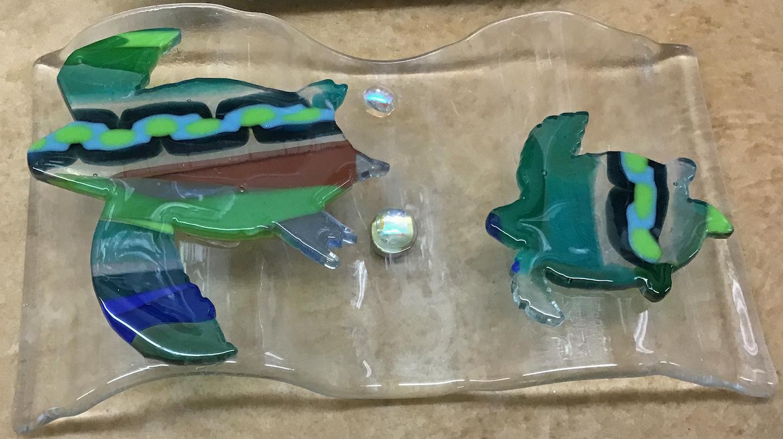 Linda Boyes: Turtles in Motion 1