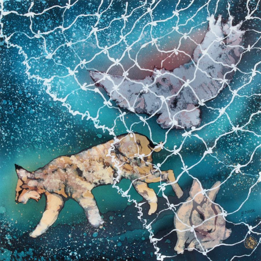 Dorothy Bunny Bowen: Web of Creation 1
