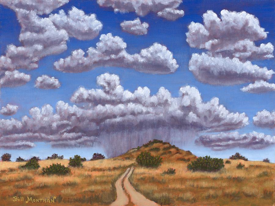 Bill Monthan: West Mesa Showers