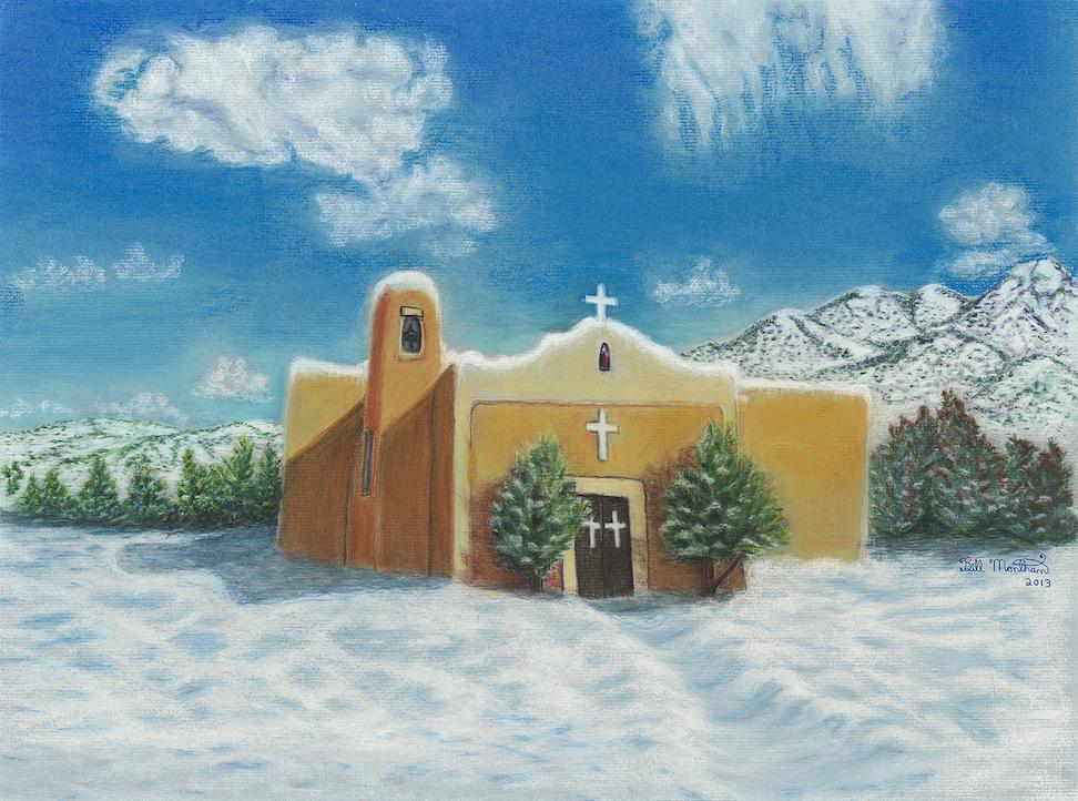 Bill Monthan: Winter Retreat