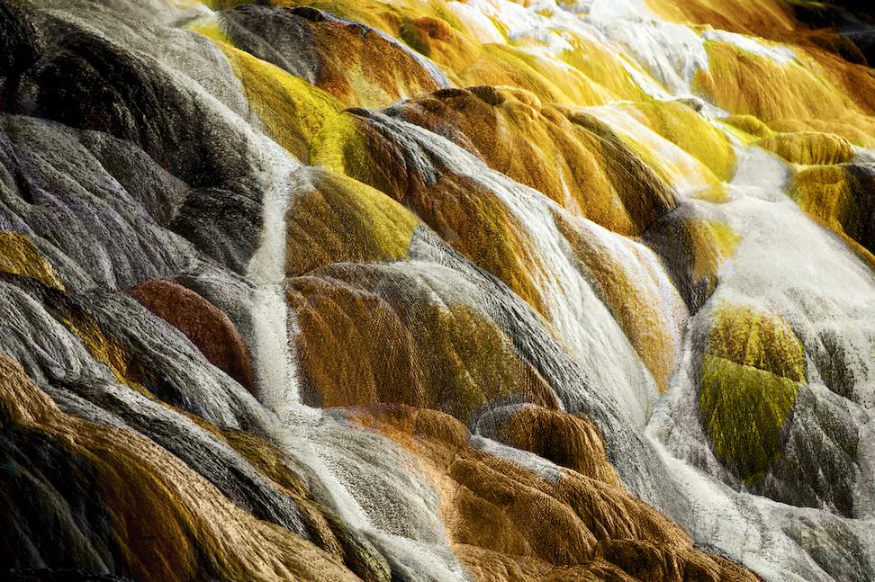 Glenn Hohnstreiter: Yellowstone Water Sculpture