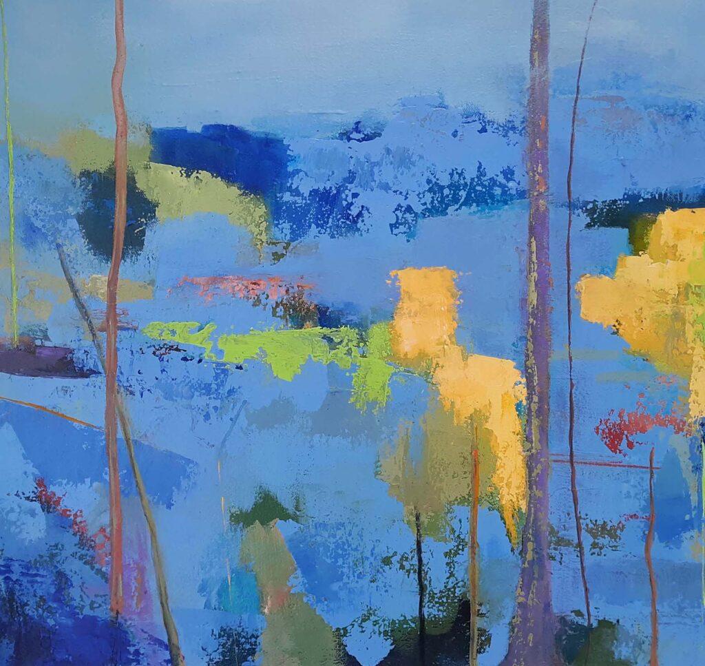 Ann Hart Marquis: Lagoon