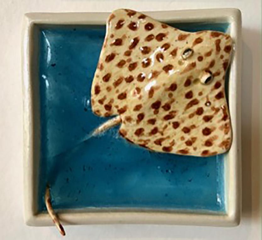 Alex Kurtz: Leopard Ray