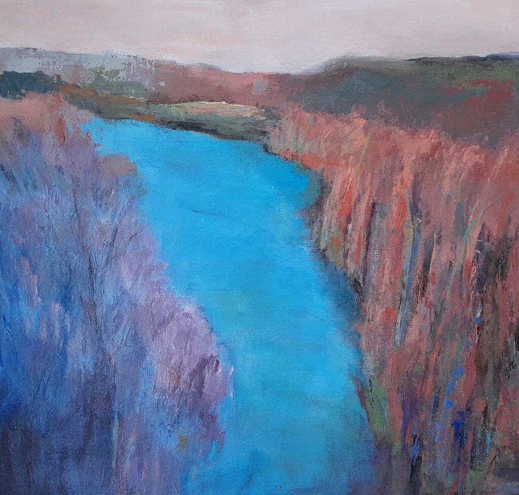 Ann Hart Marquis: Russian River, CA
