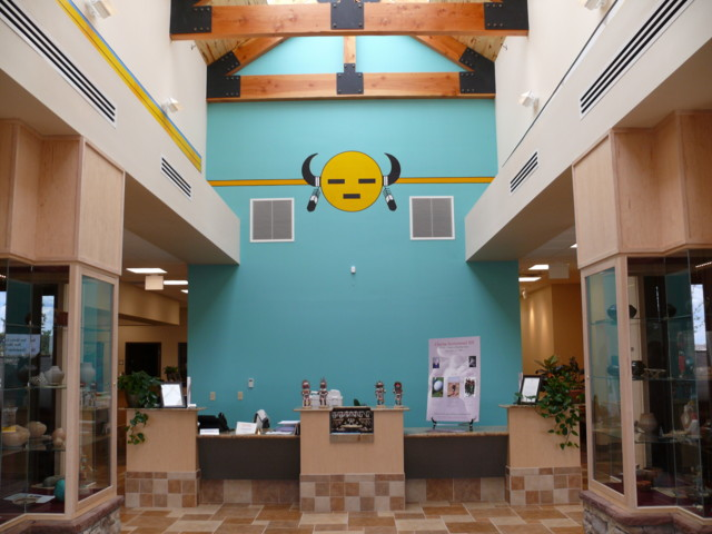 NMCC Gallup Lobby