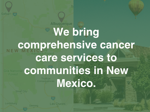 Why New Mexico Cancer Center Nmcc